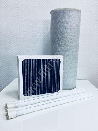 фотокаталитический фильтр без уф лампы школы